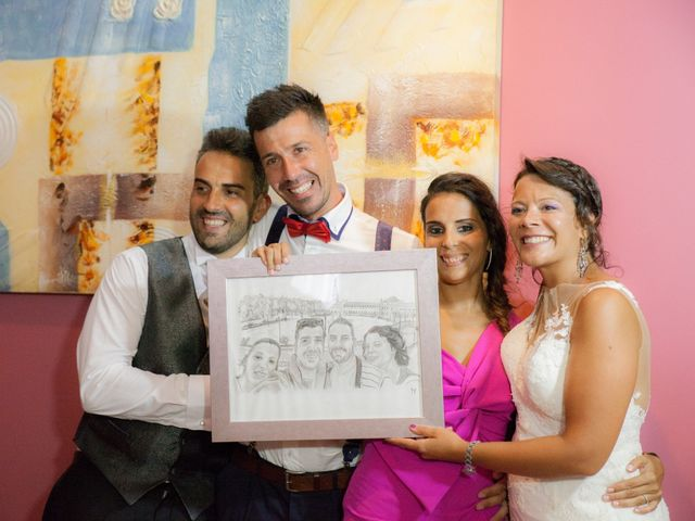 La boda de Víctor y Teresa en Alcorcón, Madrid 145