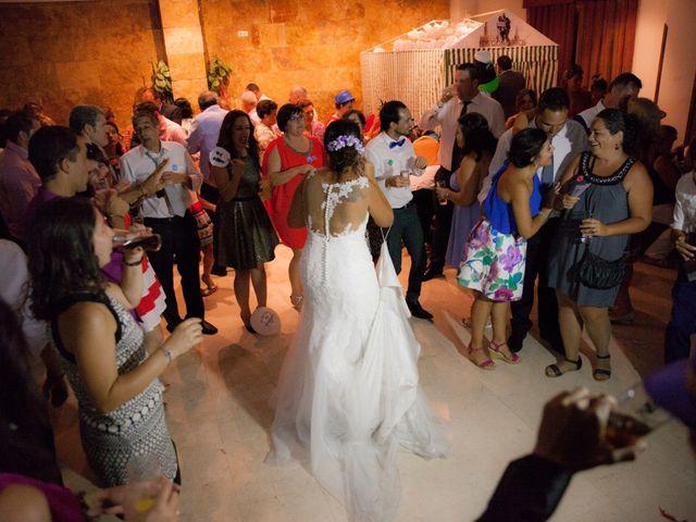 La boda de Víctor y Teresa en Alcorcón, Madrid 178