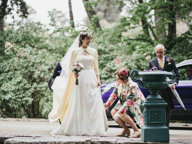 La boda de Héctor y Carolina en Collado Villalba, Madrid 2