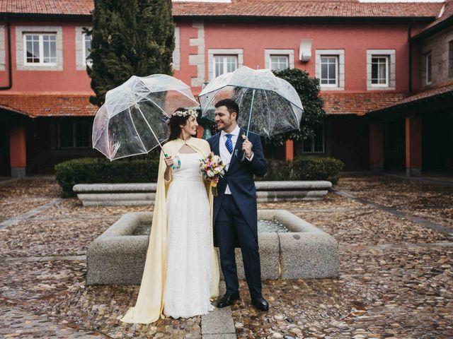 La boda de Héctor y Carolina en Collado Villalba, Madrid 4