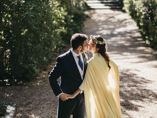 La boda de Héctor y Carolina en Collado Villalba, Madrid 1
