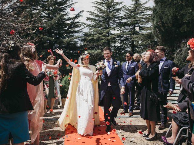 La boda de Héctor y Carolina en Collado Villalba, Madrid 5