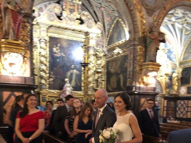 La boda de Salvador y Katherine en Alfajarin, Zaragoza 12