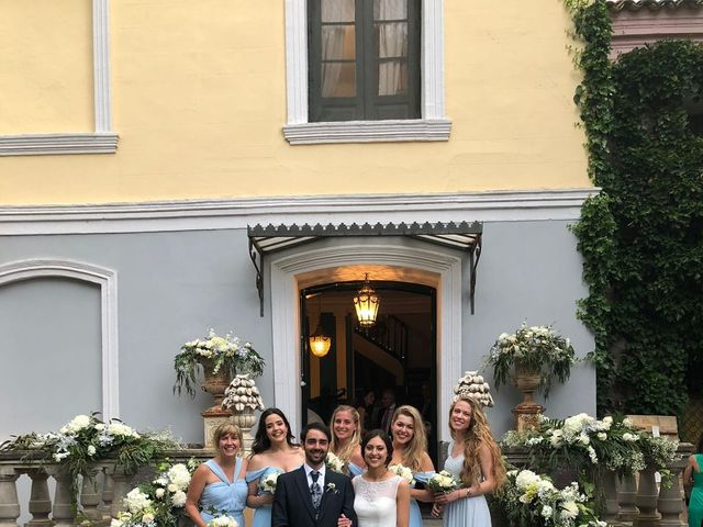La boda de Salvador y Katherine en Alfajarin, Zaragoza 13