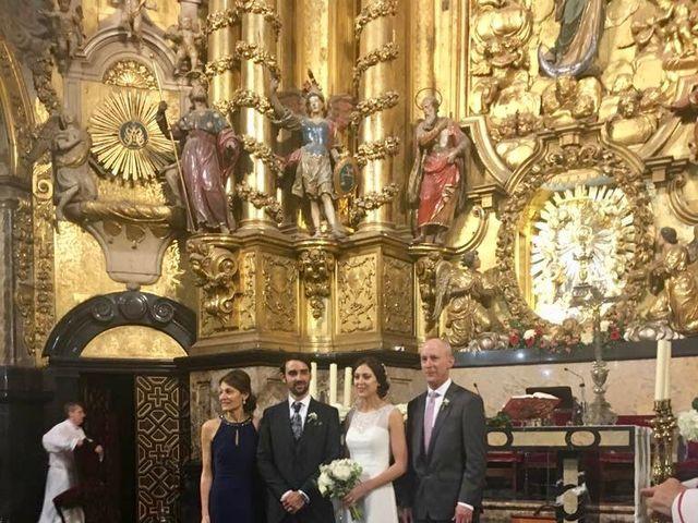 La boda de Salvador y Katherine en Alfajarin, Zaragoza 15