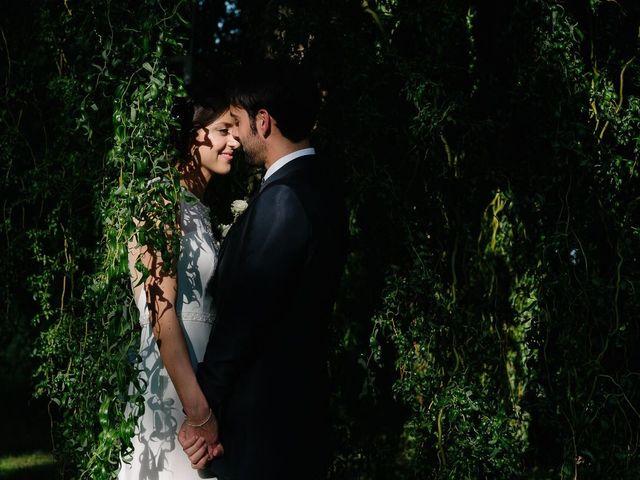 La boda de Salvador y Katherine en Alfajarin, Zaragoza 17