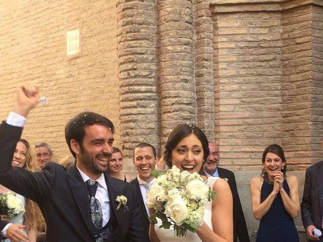La boda de Salvador y Katherine en Alfajarin, Zaragoza 18
