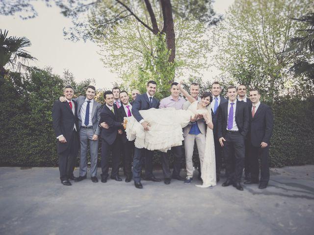 La boda de Lourdes y Daniel en Leganés, Madrid 13