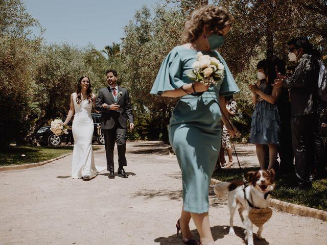 La boda de Pau y Isa en Alberic, Valencia 24