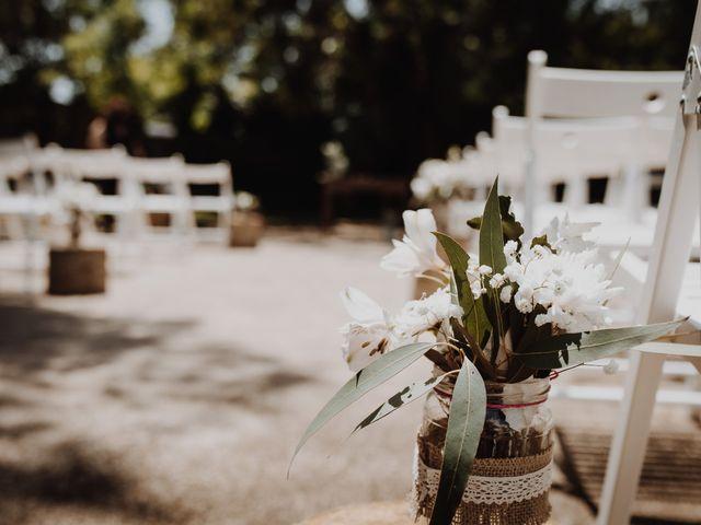 La boda de Pau y Isa en Alberic, Valencia 34