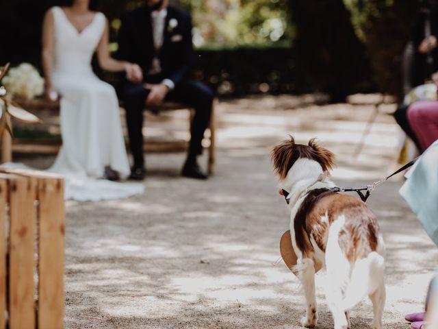 La boda de Pau y Isa en Alberic, Valencia 35