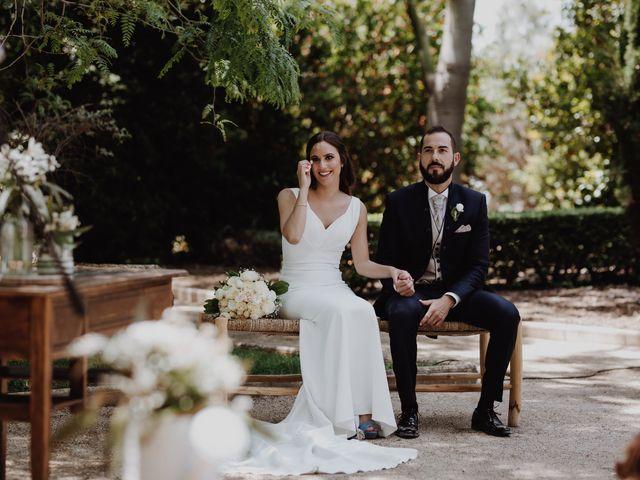 La boda de Pau y Isa en Alberic, Valencia 36