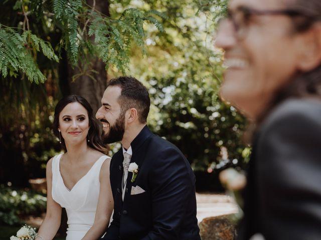 La boda de Pau y Isa en Alberic, Valencia 40