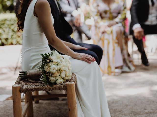 La boda de Pau y Isa en Alberic, Valencia 41