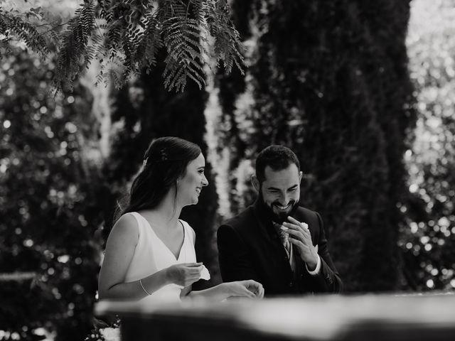 La boda de Pau y Isa en Alberic, Valencia 42