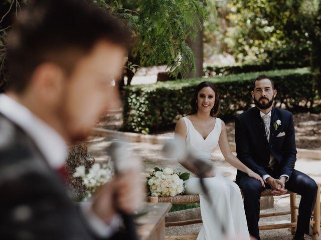 La boda de Pau y Isa en Alberic, Valencia 43