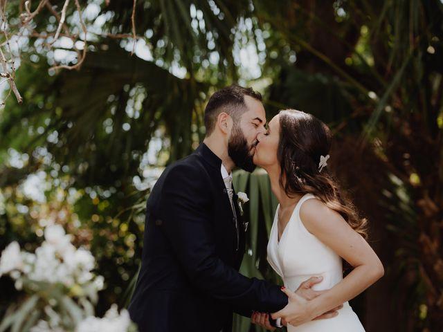 La boda de Pau y Isa en Alberic, Valencia 45