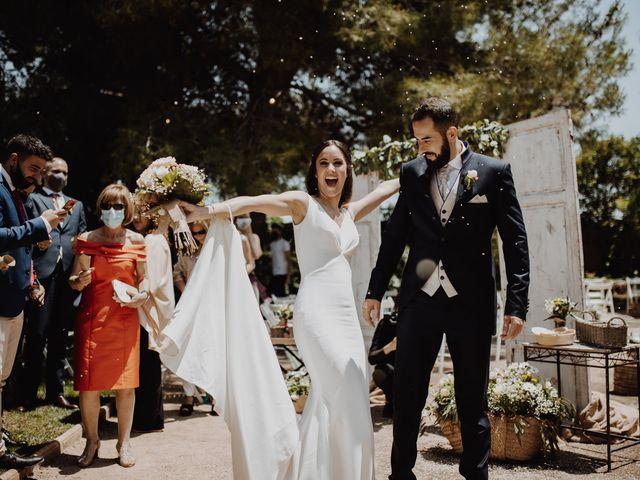 La boda de Pau y Isa en Alberic, Valencia 47