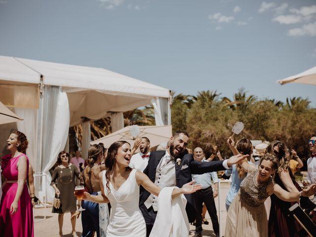 La boda de Pau y Isa en Alberic, Valencia 50