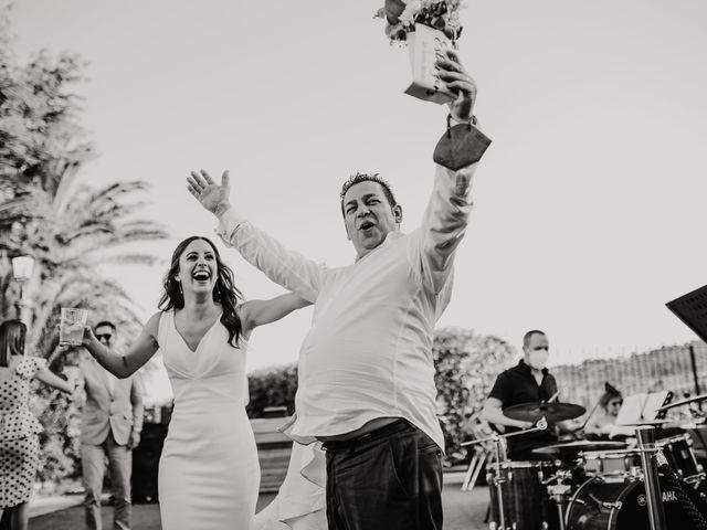 La boda de Pau y Isa en Alberic, Valencia 55