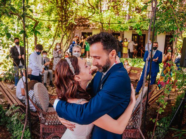 La boda de Amparo y Gonzalo