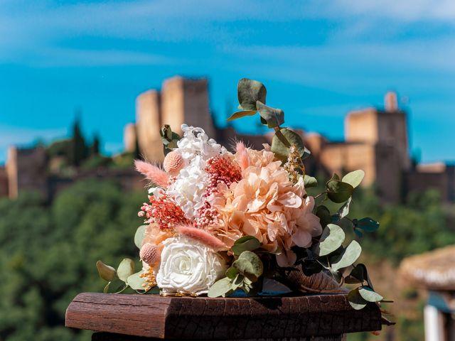 La boda de Gonzalo y Amparo en Granada, Granada 2