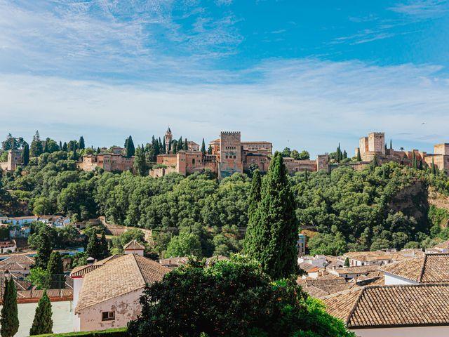 La boda de Gonzalo y Amparo en Granada, Granada 4
