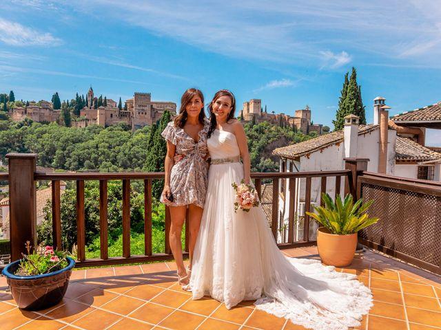 La boda de Gonzalo y Amparo en Granada, Granada 6