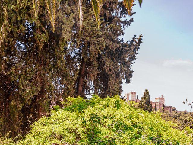 La boda de Gonzalo y Amparo en Granada, Granada 8