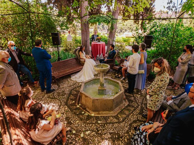 La boda de Gonzalo y Amparo en Granada, Granada 9