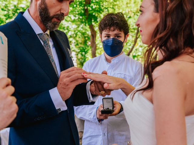 La boda de Gonzalo y Amparo en Granada, Granada 13