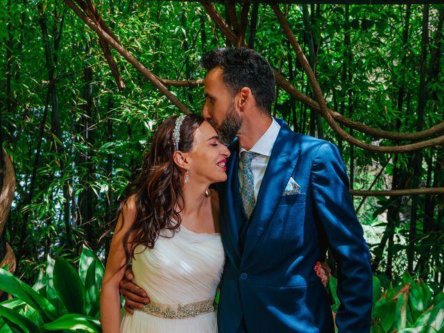 La boda de Gonzalo y Amparo en Granada, Granada 18