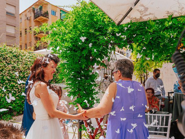 La boda de Gonzalo y Amparo en Granada, Granada 21