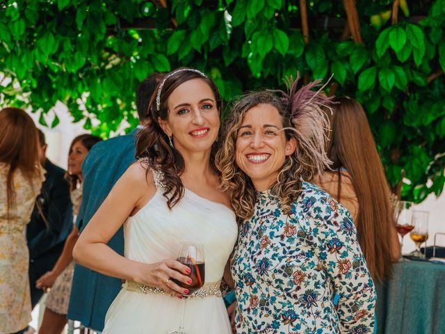 La boda de Gonzalo y Amparo en Granada, Granada 25