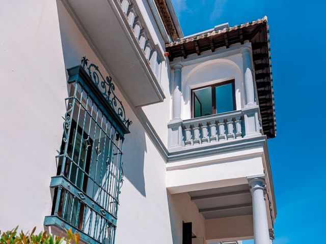 La boda de Gonzalo y Amparo en Granada, Granada 27
