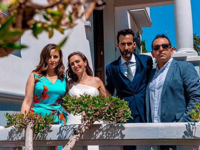 La boda de Gonzalo y Amparo en Granada, Granada 28