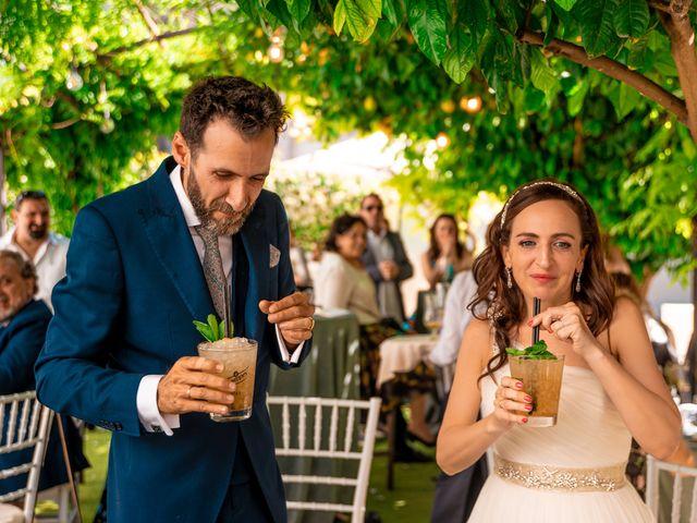La boda de Gonzalo y Amparo en Granada, Granada 35