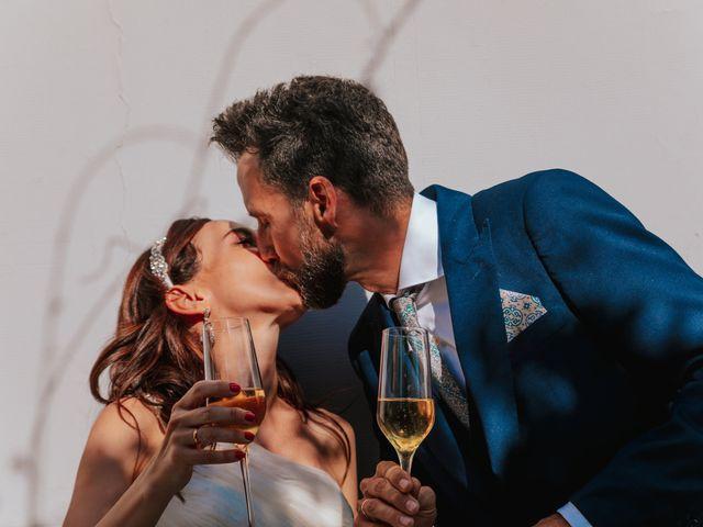 La boda de Gonzalo y Amparo en Granada, Granada 38
