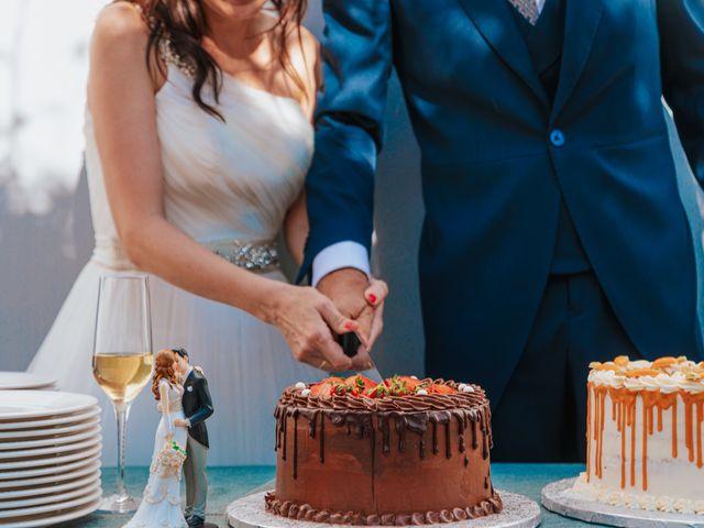 La boda de Gonzalo y Amparo en Granada, Granada 40