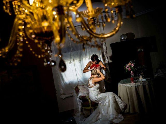 La boda de Luis y Maria  en Aldehuela De Jerte, Cáceres 2