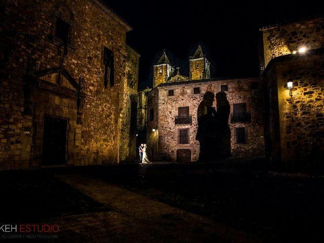 La boda de Luis y Maria  en Aldehuela De Jerte, Cáceres 5