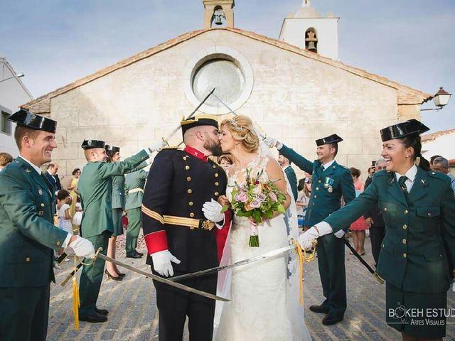 La boda de Luis y Maria  en Aldehuela De Jerte, Cáceres 9