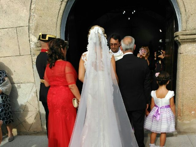 La boda de Luis y Maria  en Aldehuela De Jerte, Cáceres 10