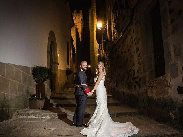 La boda de Luis y Maria  en Aldehuela De Jerte, Cáceres 12