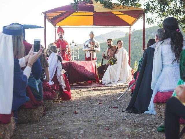 La boda de Gerard y Anais en Olerdola, Barcelona 17