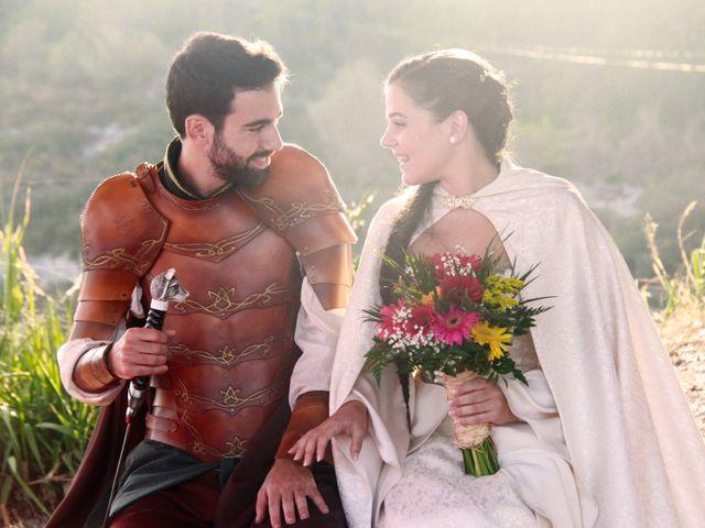 La boda de Gerard y Anais en Olerdola, Barcelona 40