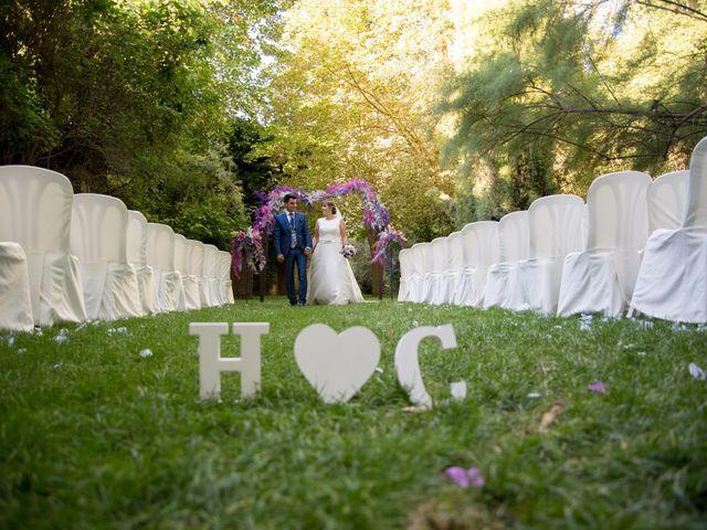 La boda de Hector y Cristina en Valladolid, Valladolid 1