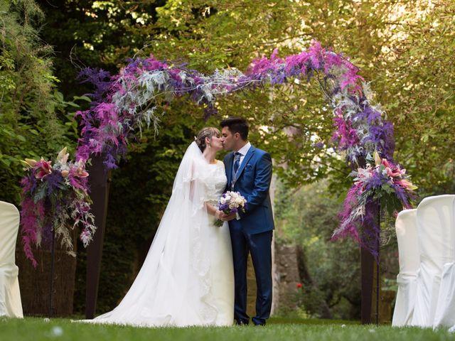 La boda de Cristina y Hector