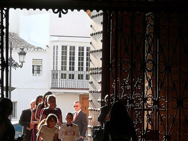 La boda de John  y Claudia  en Rota, Cádiz 2