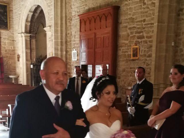 La boda de John  y Claudia  en Rota, Cádiz 5